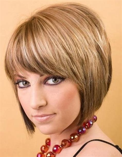 hairstyles bob cuts with fringe bob hairstyles layered bob haircut with fringe trendy