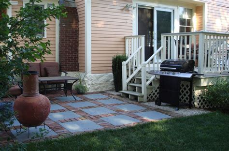 Small Paver Patio Designs by Small Patio Ideas For Every Home Gardening Flowers 101