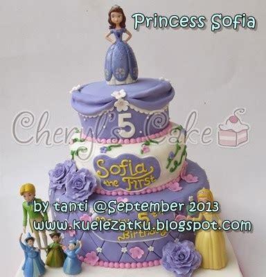 kue ulang  anak cupcake birthday cake princess