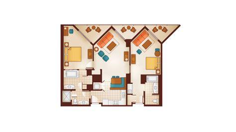 Disney Resort Floor Plans - dvc aulani resort and spa resales point charts