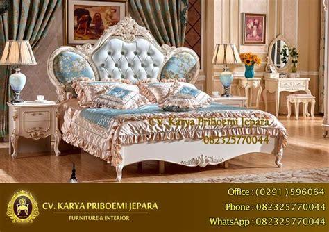 Tempat Tidur Ful Ukiran Motif Bunga Bunga kamar set ukiran mewah picasso klasik