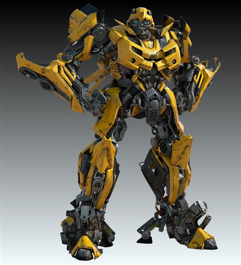 film robot transformer bumblebee transformers live action film series wiki