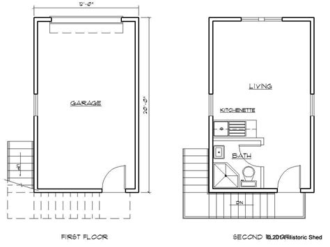 Garage Studio Apartment Plans by Apartments Half Garage Single Level Two Story One Car