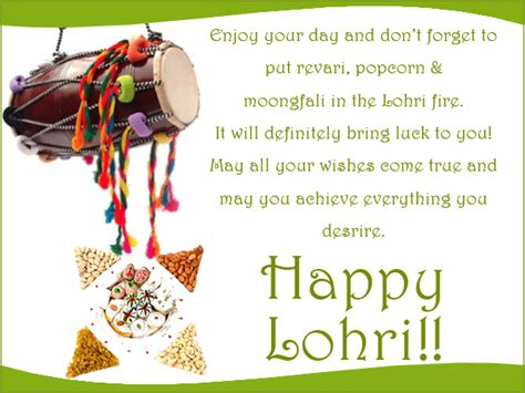 Lohri Wishes 365greetings Com Lohri Invitation Templates