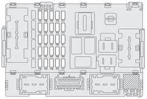fiat linea 2007 2013 fuse box diagram auto genius