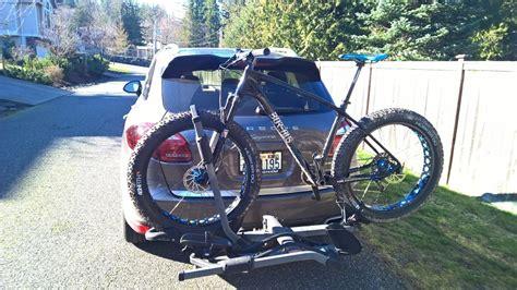 Bike Rack For Porsche Cayenne by Bike Rack Rennlist Discussion Forums