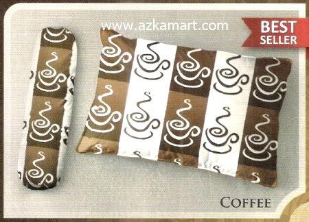Selimut Karakter Coffee bantal selimut balmut ilona motif dewasa toko selimut sprei bedcover murah