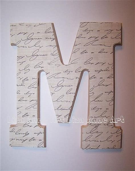 Letter Decorations by 238 Best Images About Wooden Letter Ideas On