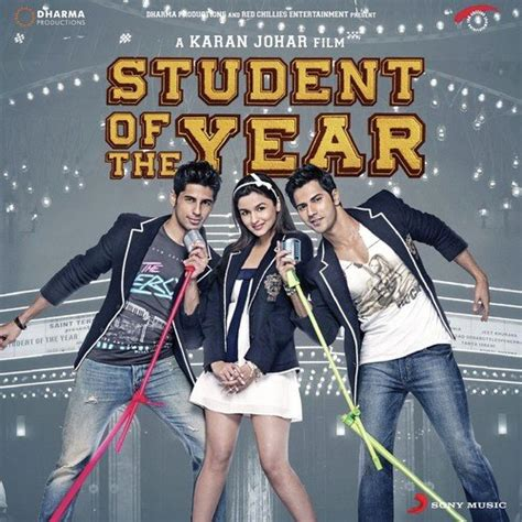 song of the year student of the year student of the year songs