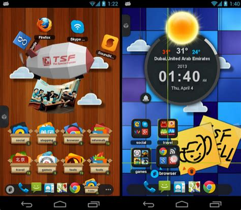 tsf launcher full version apk tsf launcher 3d shell 3 8 3 apk free download download