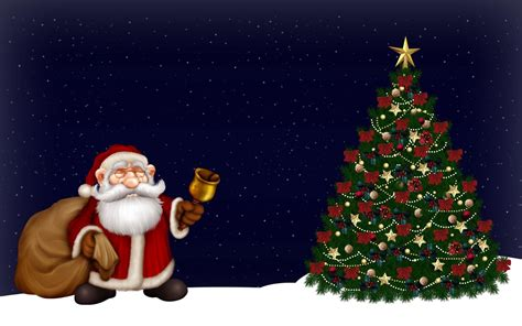 santa claus wallpaper 1308968