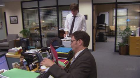 Dinner The Office by The Dinner Screencaps The Office Image 1064405