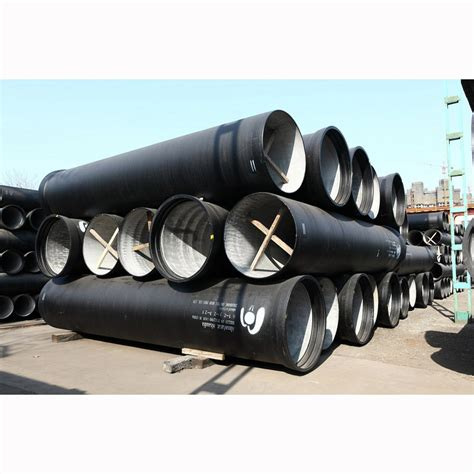 Pipa Ductile Iron Dn1200 Ductile Iron Pipe China Ductile Iron Pipe Dci Pipe