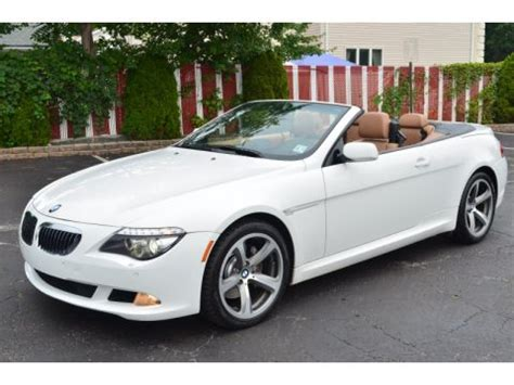 bmw 650i convertible used for sale used 2008 bmw 6 series 650i convertible for sale stock
