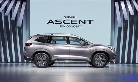 subaru s 7 seater concept might be the brand s future
