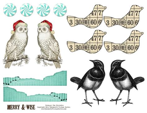 printable christmas embellishments 1000 images about free printables on pinterest vintage