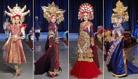 design tari adalah tilnya fashion show 20 top desainer minang portal