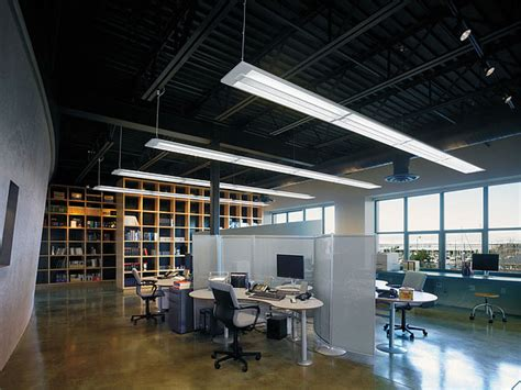 Led Office Lighting Vs Fluorescent Alcon Lighting Blog Office Light Fixtures