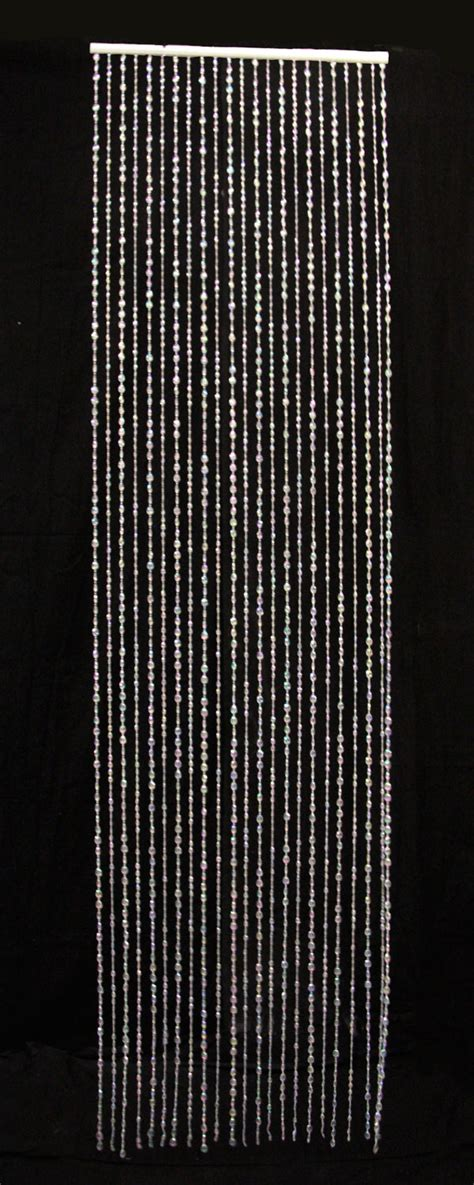 beaded curtain event rental