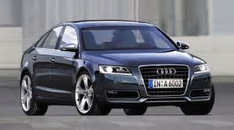 Audi A6 Specs 2010 Audi A6 Specifications Technical Features Tech World