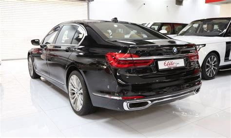 bmw 740li executive 2017 the elite cars for brand new
