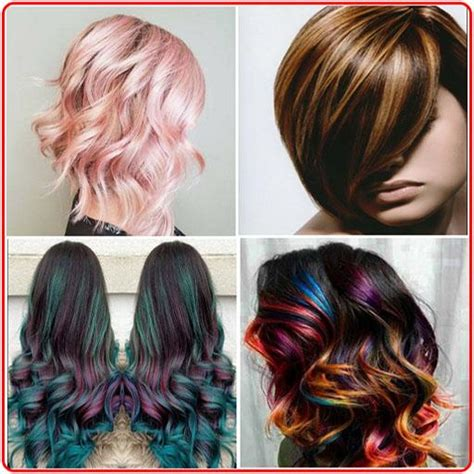 trendy hair colors trendy hair color 1 0 apk by airapps details