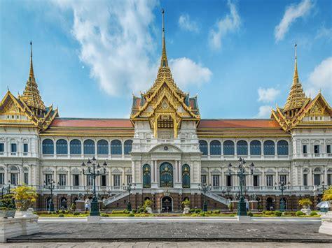thai palace grand palace bangkok thailand wallpapers13 com