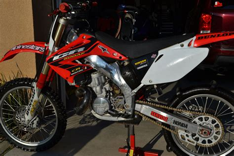 service honda cr500 for sale service honda cr500af for sale atv s motorcycles for