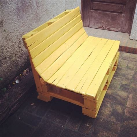 pallet bench plans 10 pallet bench for your backyard pallet furniture plans