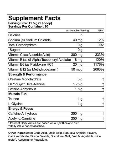 D8322 Assault Mp 30 Servings Mp Prework Out Ne Kode Rr8322 1 musclepharm assault sport 30 servings