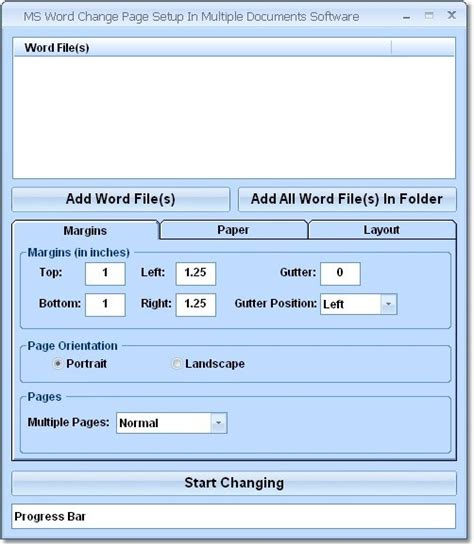 landscape layout in word 2003 how do you change the page layout to landscape on