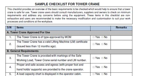 tower inspection report template workplace safety and health resources workplace safety and