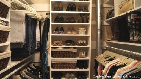 Walk In Closet Organizers Do It Yourself by Walk In Closet Organizers Do It Yourself Woodworking