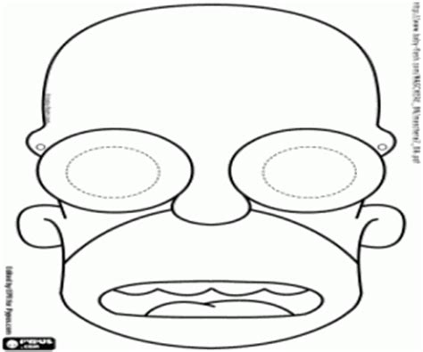 simpsons coloring pages printable games