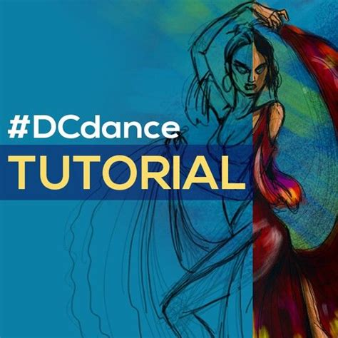 dance tutorial post to be learn to draw dancing figures with picsart tutorial make