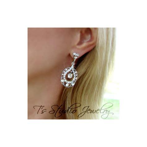 small chandelier earrings silver hoop chandelier earrings