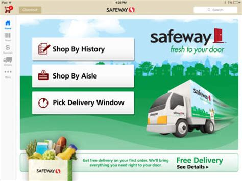 safeway delivery on the app store on itunes