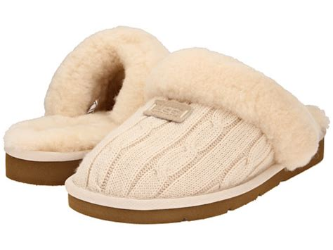 cosy knit ugg slippers ugg cozy knit 6pm