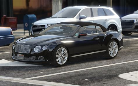 bentley sports car 2014 2014 bentley continental gt add on replace gta5 mods com