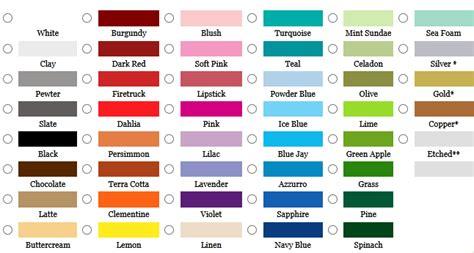 what do different colours belvedere designs color crush copper
