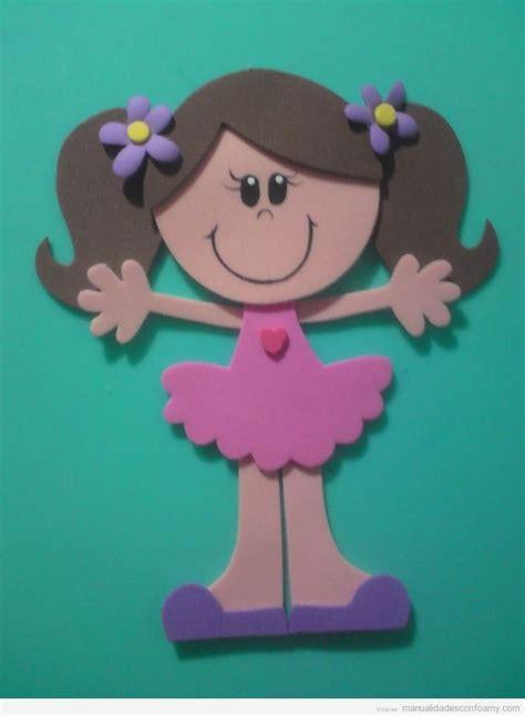 bailarina de vale en fomi best 25 dibujos en foami ideas on pinterest dibujos en