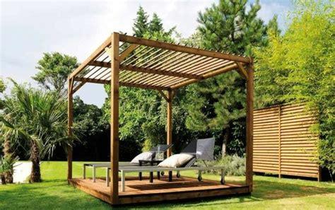 Holzpergola Selber Bauen by Pergola Bausatz 40 Pergolas Und Gartenlauben F 252 R Ihren