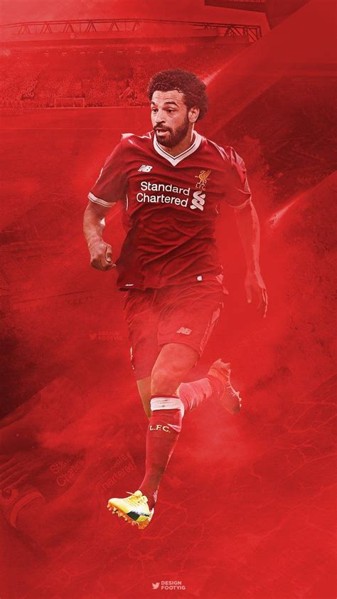 mohamed salah liverpool wallpapers wallpaper cave