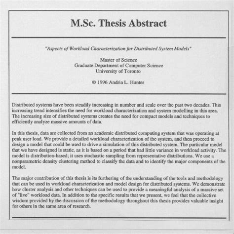 thesis abstract engineering dissertation abstracts online mla master engineering