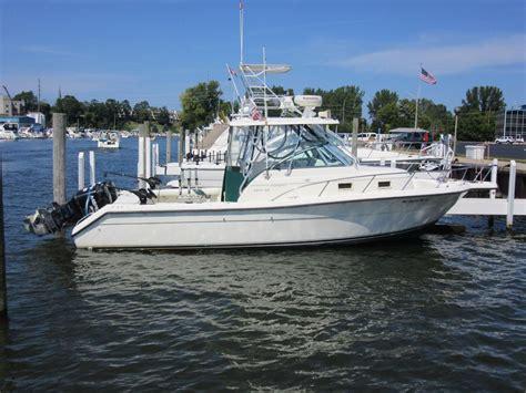 pursuit boats 2870 walkaround 1998 used pursuit 2870 walkaround center console fishing