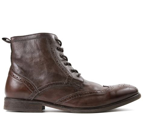 brogues boots brown brogue boot hudson 171