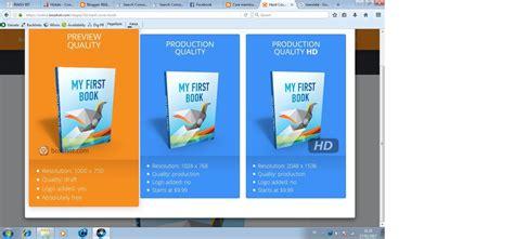 cara membuat ebook html hanya 5 menit 2 cara membuat cover ebook 3 dimensi