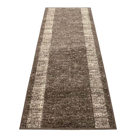 runner rugs for hallway carpet runner hallway rug venus brown 80cm width