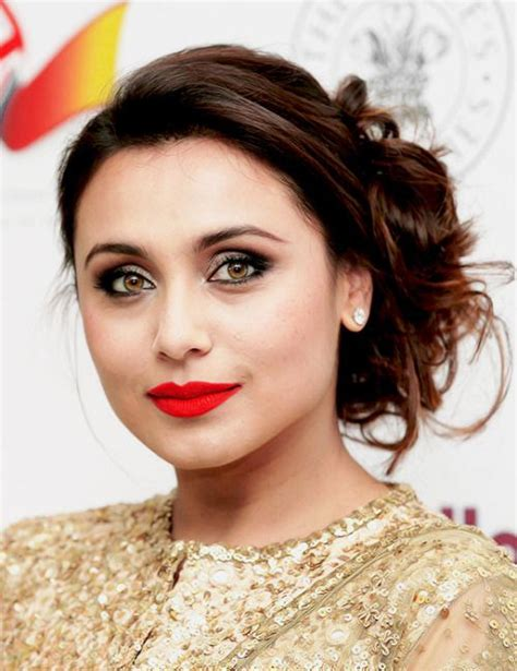 hairstyles for women with cleft chin 204 best rani mukherji images on pinterest rani mukerji