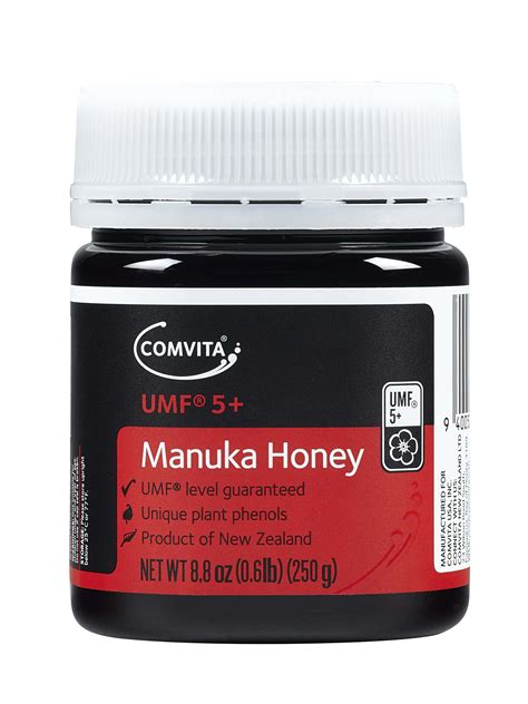 Comvita Umf Manuka Honey 5 250g pop shop comvita manuka honey umf 174 5 250g